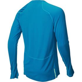 inov-8 Base Elite Longsleeve Shirt Heren, blue